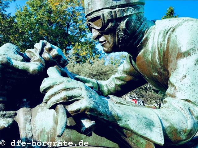 Skulptur von Max Esser, 1938/39