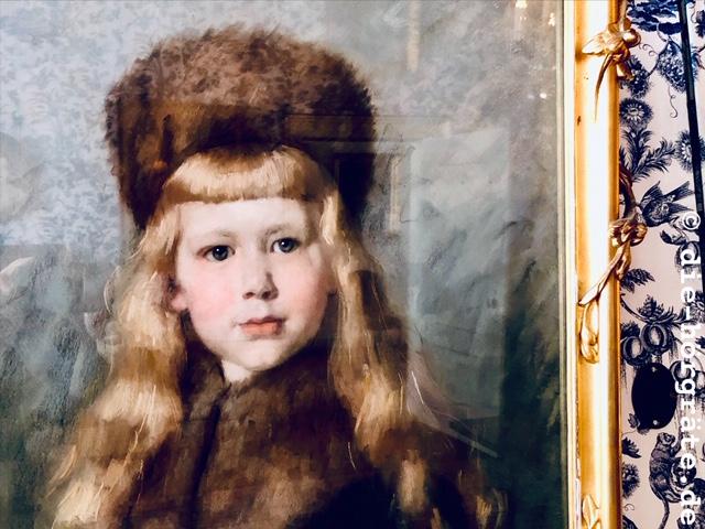 Porträts von Kindern der Amsterdamer Familie van Loon, Museum van Loon