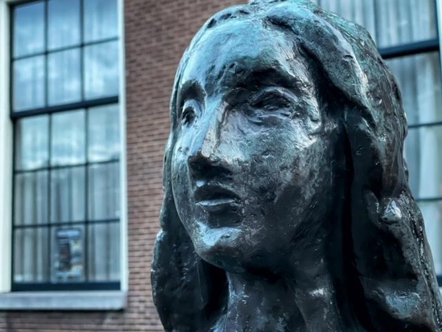 Denkmal für Anne Frank