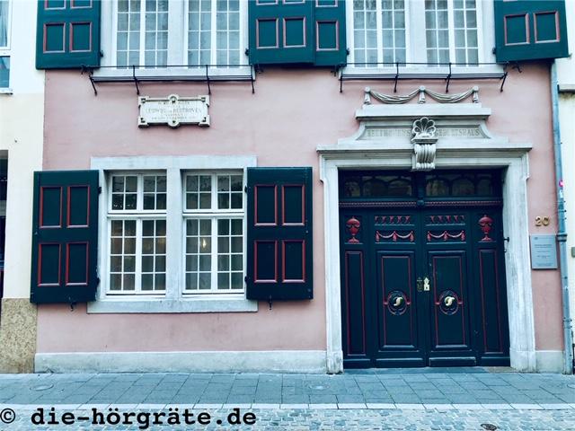 Außenansicht Beethovenhaus