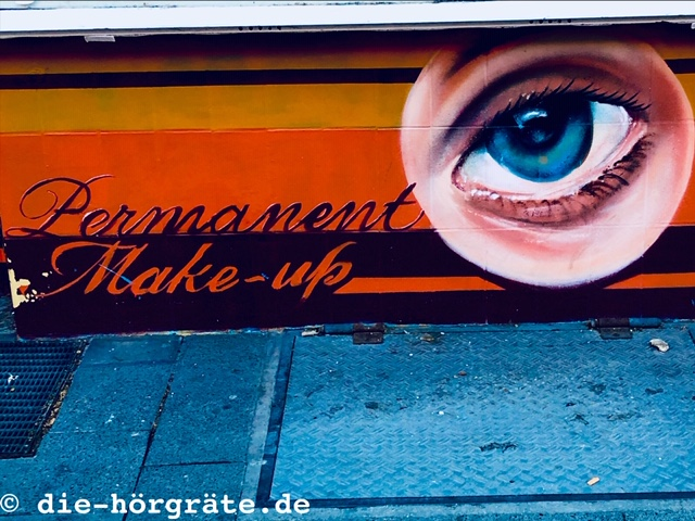 Augenreklame
