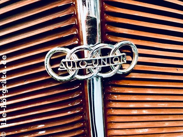 Altes Auto Marke Auto Union