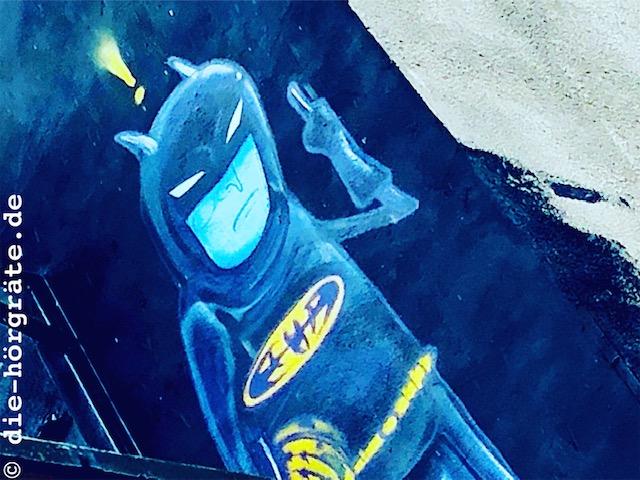 trauriger Batman