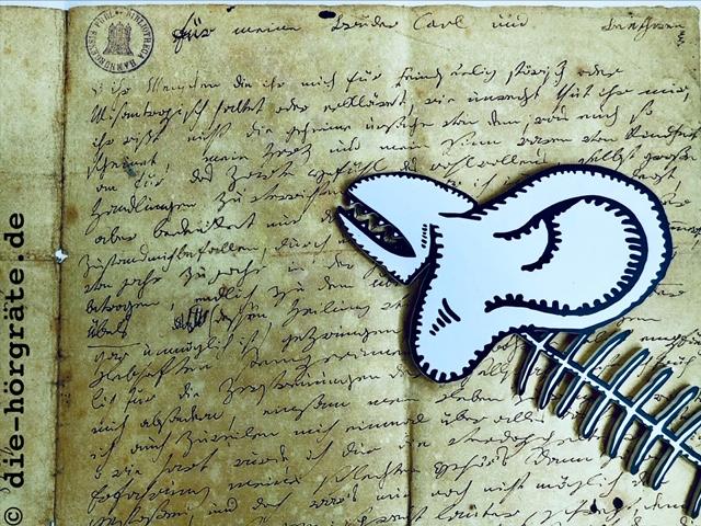 Hörgräte und Beethoven-Brief