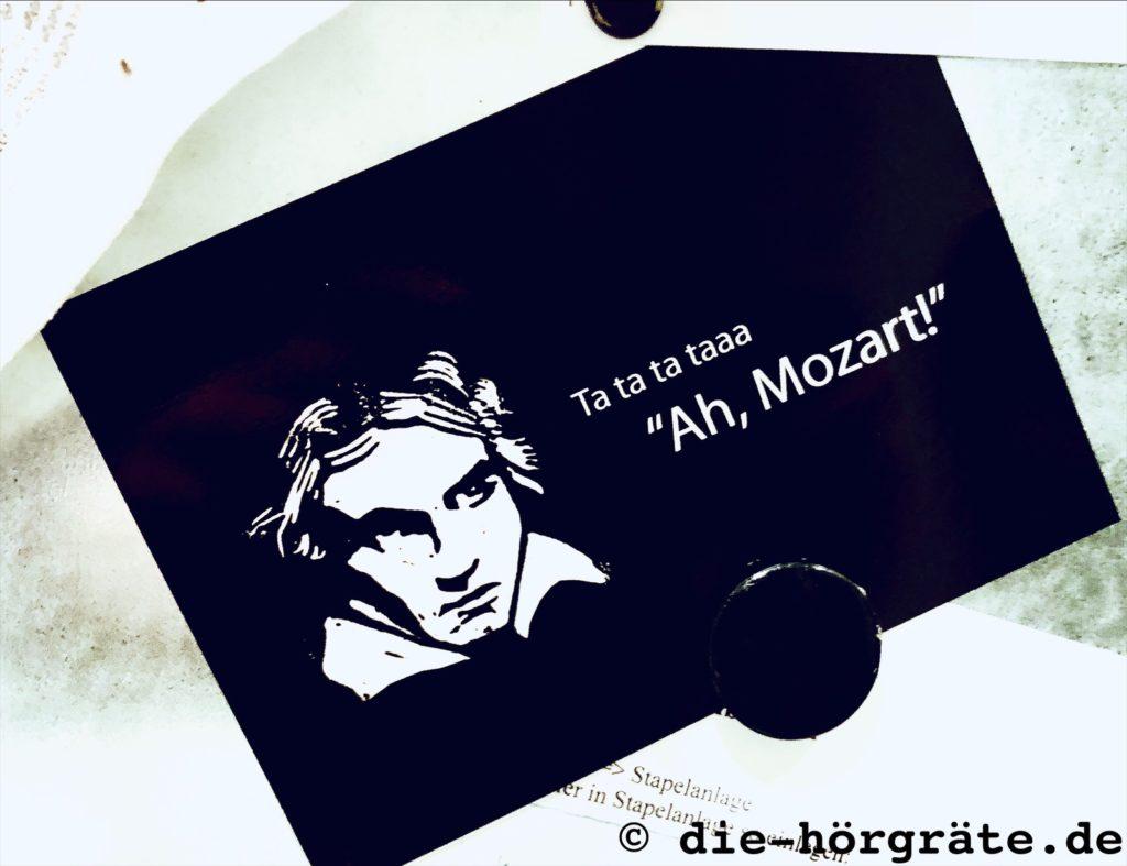 Beethoven-Karte
