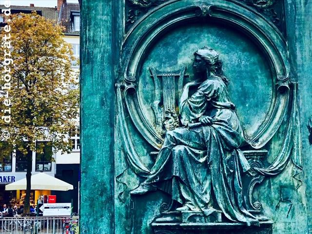 Sockelrelief Beethoven-Denkmal