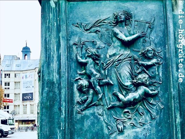 Sockel-Relief Beethovendenkmal