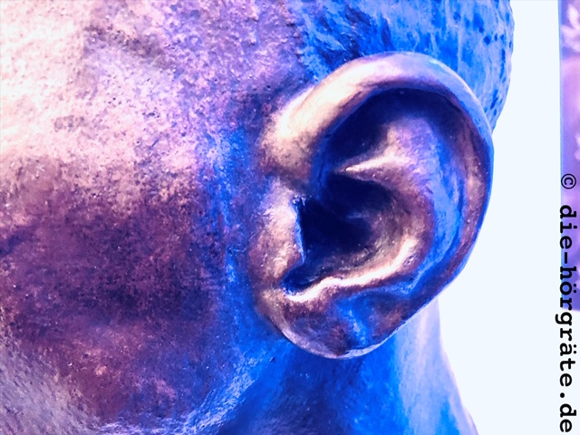 Bertolt Brechts Ohr