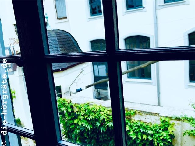 Beethovenhaus Bonn, Fenster
