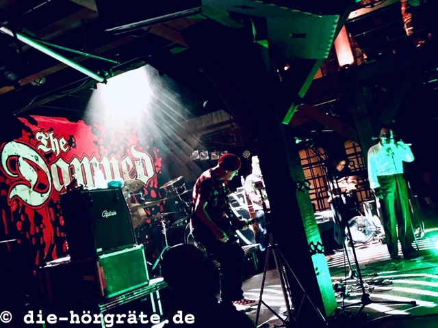 Konzert The Damned