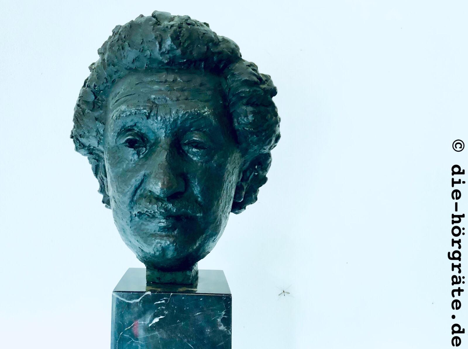 Albert-Einstein-Büste