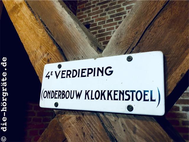 Glockenstuh Westerkerk