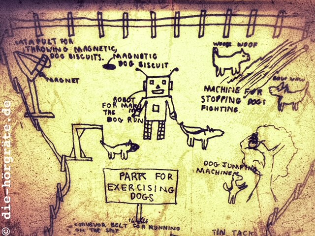 Trainingspark für Hunde