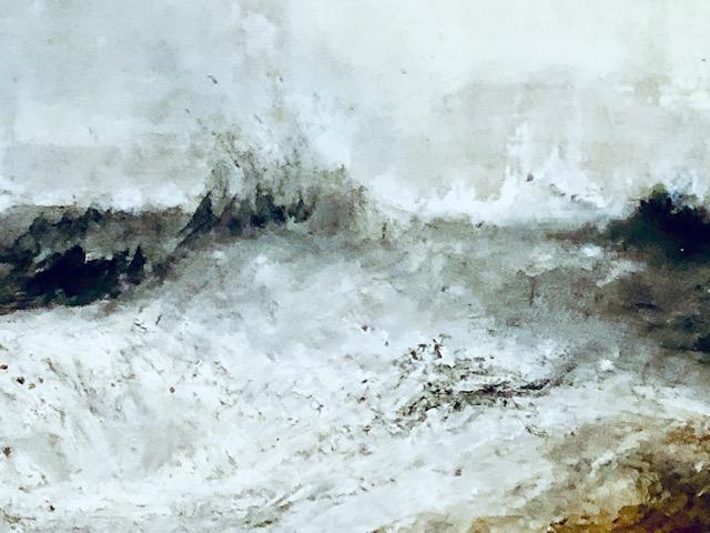 William Turner, Sturmbild