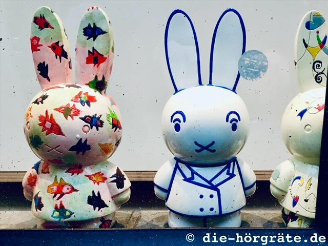 Kaninchen-Foto zum Teil 3 der Geschichte der CI-Pionierin Hanna Hermann