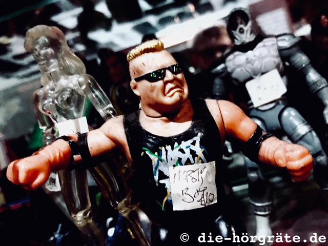 Wrestler-Figur