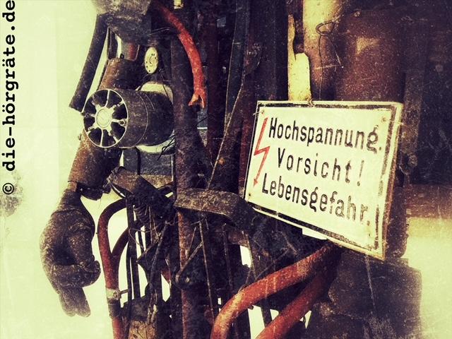 Maschinenmensch von Claus Scholz-Nauendorff