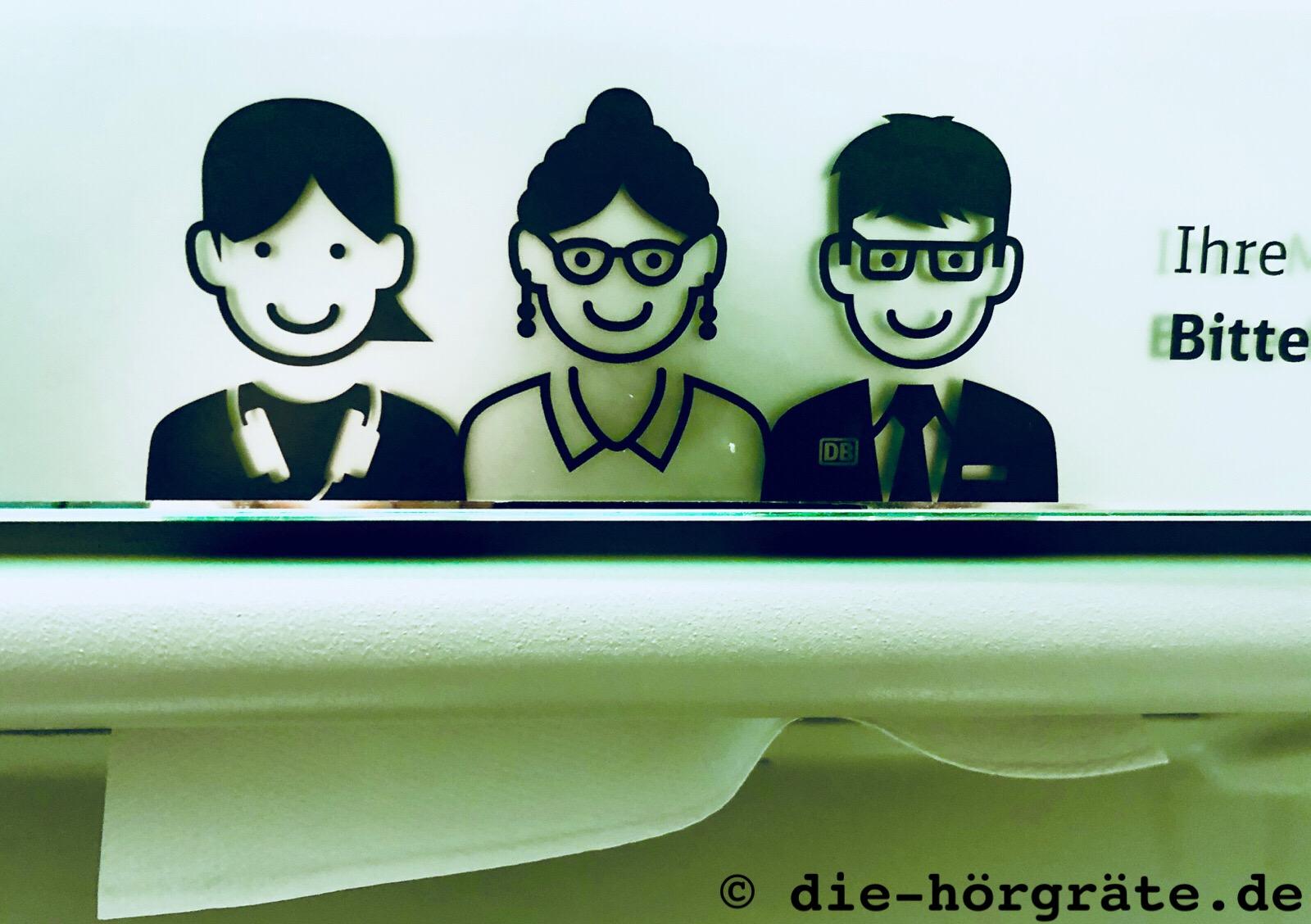 Bahnreisende