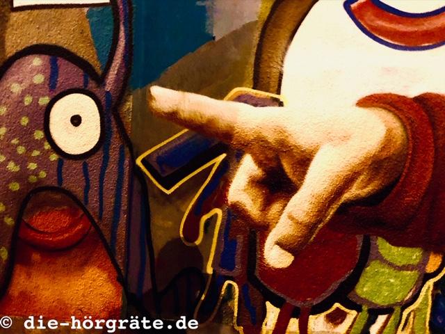 Streetart aus Leipzig
