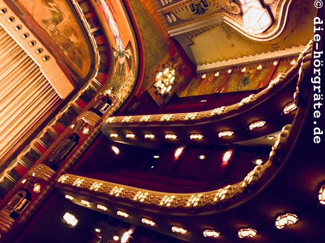 Filmtheater Tuschinski, großer Saal