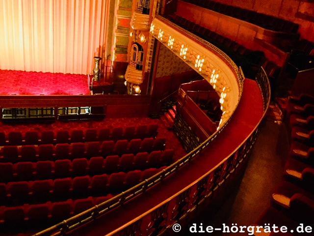 Saal im Filmtheater Tuschinski